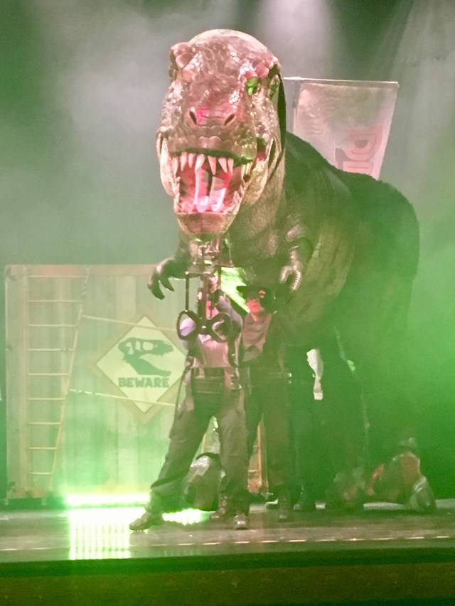 Dinosaur World Live review