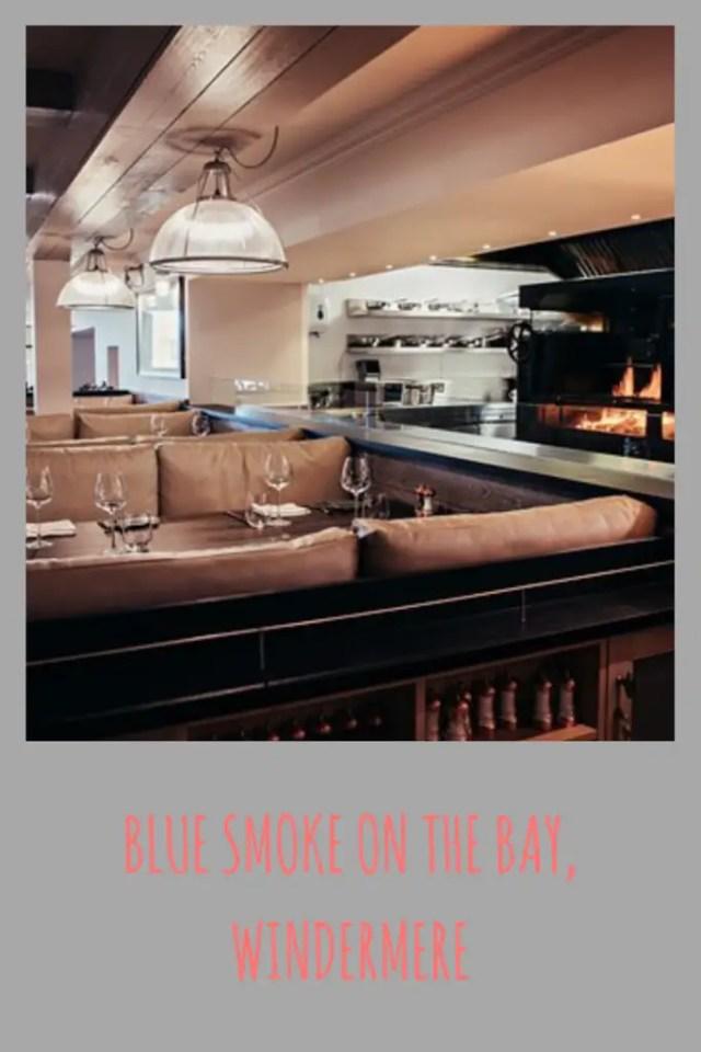 Blue Smoke on the Bay, Windermere review #englishlakes #uk #lakedistrict