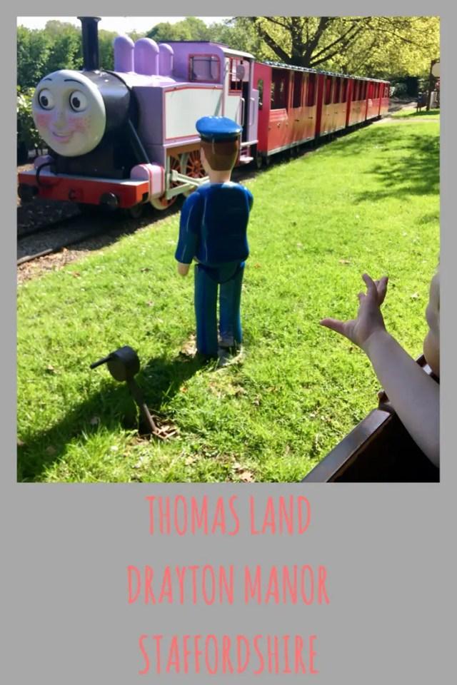 Drayton Manor theme park review #staffordshire #thomasland #thomasandfriends