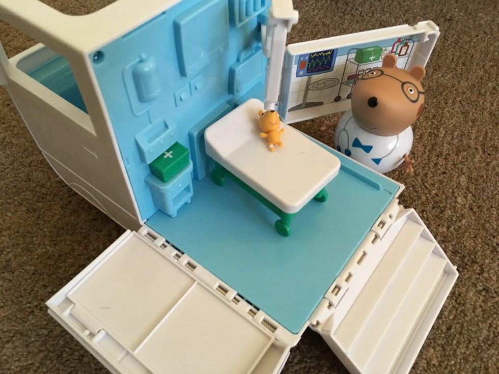Peppa Pig Mobile Medical Centre review