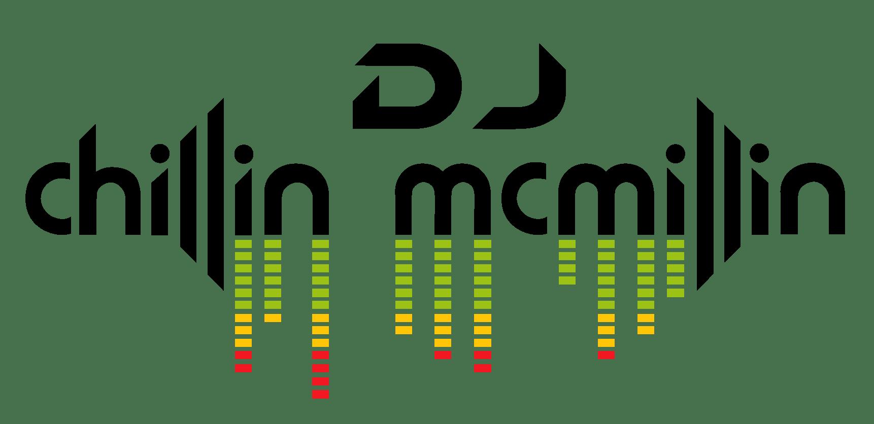 DJ Chillin McMillin logo