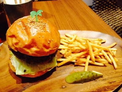 Island Burgers   tokyo chillin'