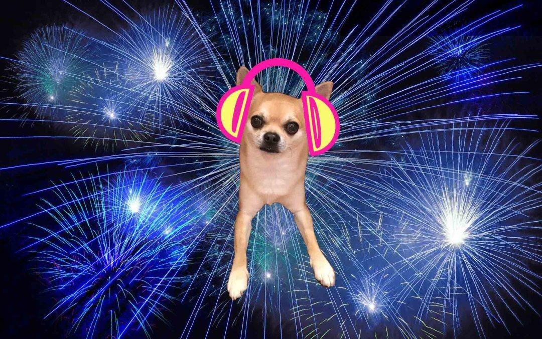 Chilliwawa calm during fireworks
