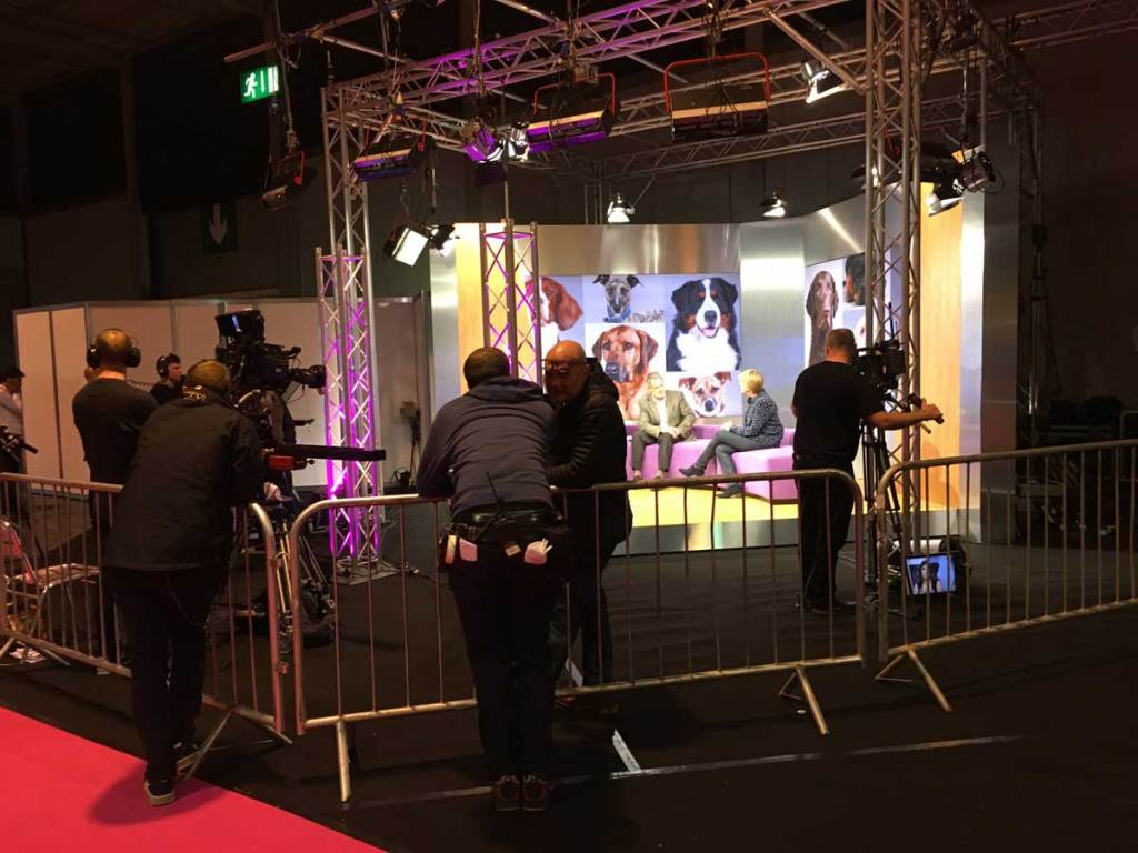 TV coverage of Crufts