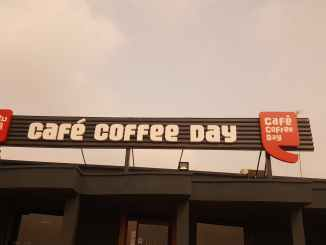 Cafe coffee day - a few thoughts 8