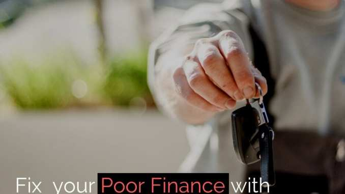 How Can You Get Rid Of Poor Finance With Car Title Loans