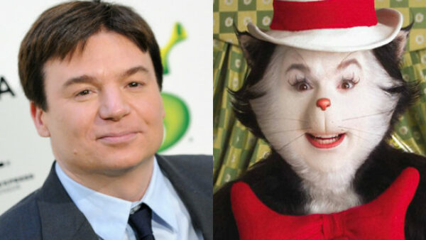 Mike Myers Makeup For Cat In The Hat Makeupview Co