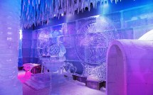 Chillout Ice Lounge Middle East'