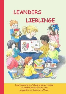 "Titelseite des Heftes ""Leanders Lieblinge"""