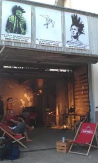 Garage des Maria Magdalena