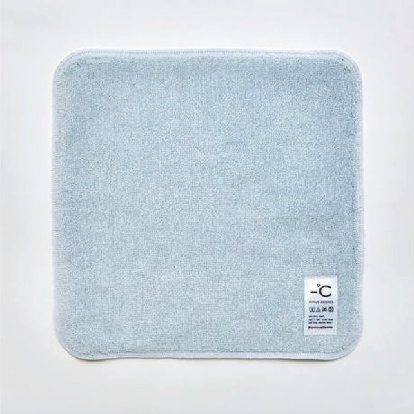 Minus Degree Cold Sense Towel Regular Cool Grey