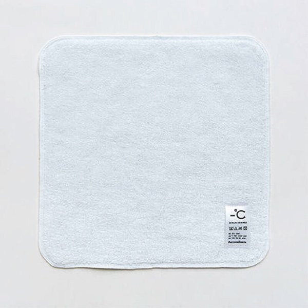 Minus Degree Cold Sense Towel Regular Cool White