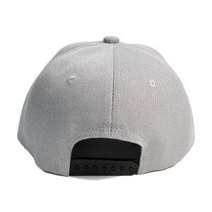 Custom and Embroider your Grey Cap Back View