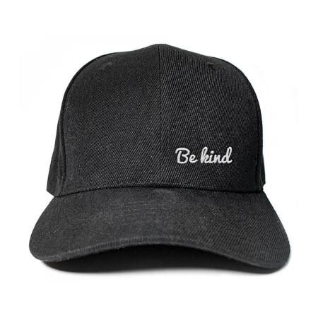 Be Kind Embroidered Cap