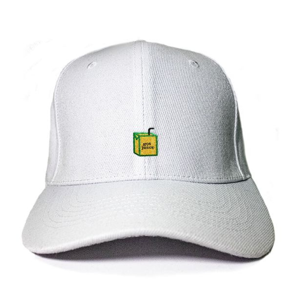 Got Juice? in White Embroidered Cap, Custom our iTee template and make it yours. Product View