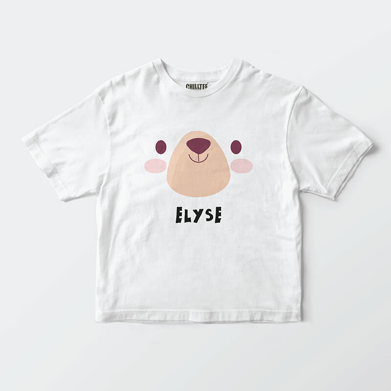 My Bear Cuddle Kids T-shirt