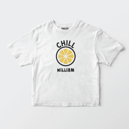My Chill Lemon Kids T-shirt