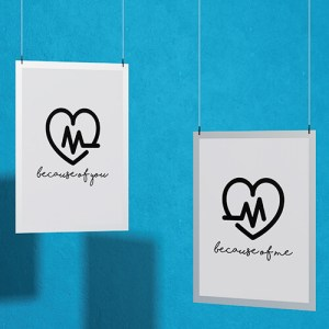 Create your Heartbeat Couple T-shirt Thumbnail, Custom our iTee template and make it yours.