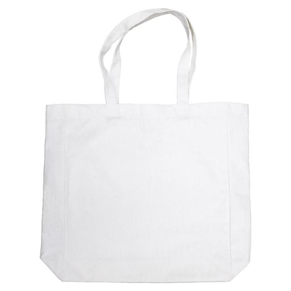 Custom your Canvas XL Tote-Bag, Front View