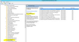 Windows 10 Gruppentichtlinien 4