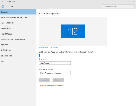 Windows 10 nach Installation 4