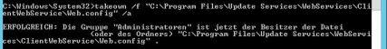 KB3159706 WSUS Fehler