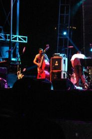 Christian Scott and band