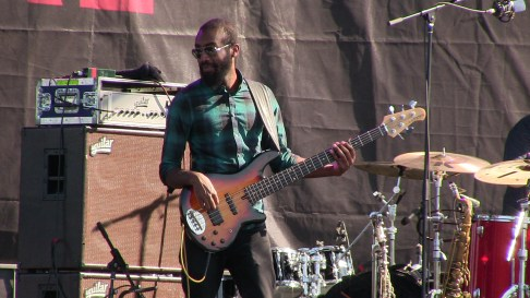 Marcus Strickland bassist