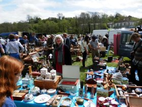 Playing Fields Brocante 2015