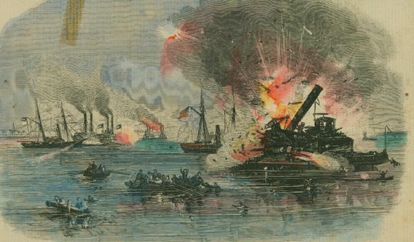 1863 Στην μάχη του Γκάλβερστον τα στρατεύματα της Συνομοσπονδίας του Τέξας ανακαταλαμβάνουν την πόλη.