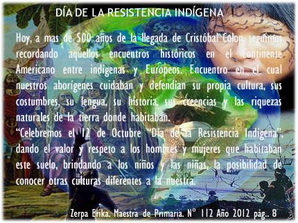 Resistencia indígena