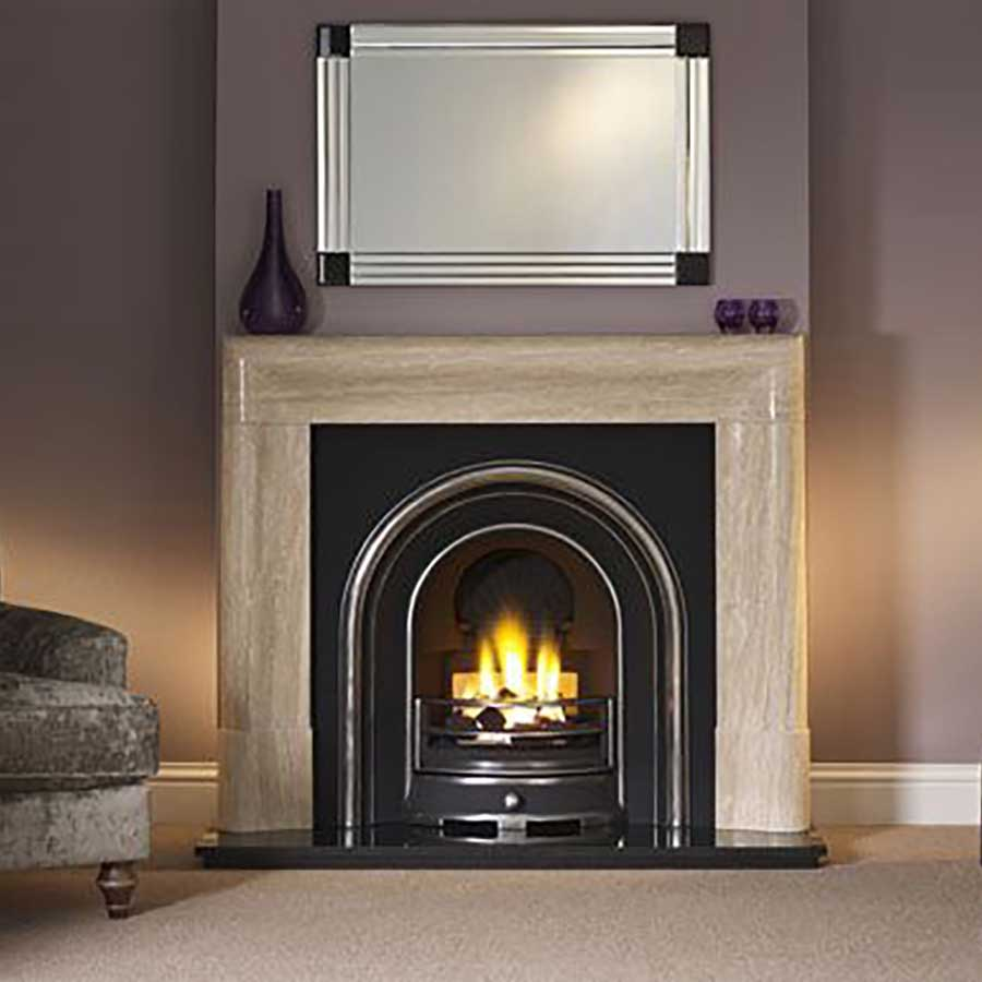 Gas Fireplace Servicing