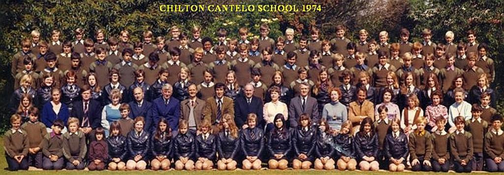 1974 Chilton Cantelo School