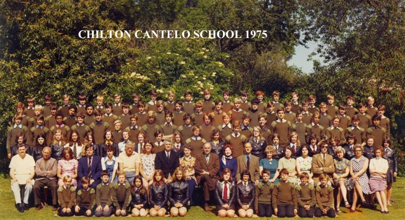 Chilton Cantelo School 1975