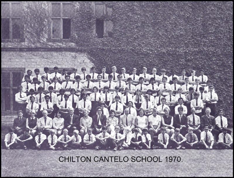 Chilton Cantelo School 1970