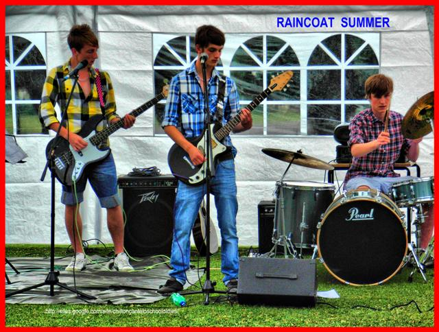 Raincoat Summer – Chilton Cantelo School Rock Band 2010