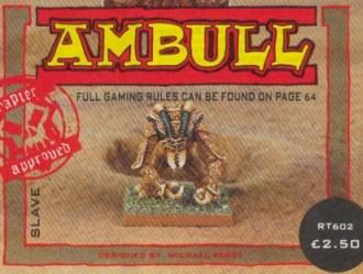 WD99ambull