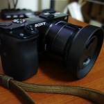 ソニーα6000 室内撮影用に単焦点レンズを購入!