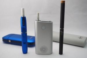 【アイコス・グロー・プルームテック】3台持ちで完全比較!一番おすすめの加熱式タバコは!?