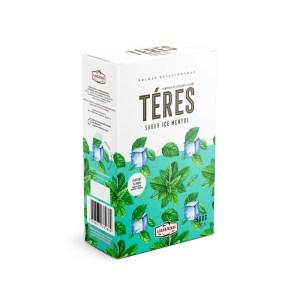 Tereré – Téres Premium – Ice Mentol – Extra-Forte – Composta de Erva Mate – 500g – Mate Laranjeiras