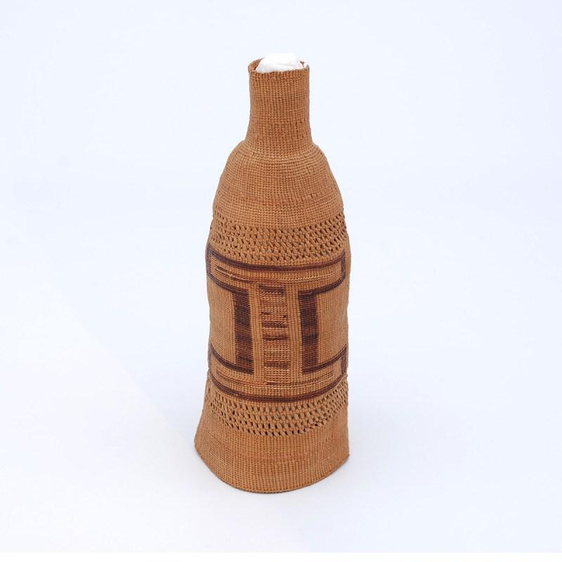 Tlingit Bottle Basket