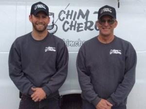 Don & Tom Rhine