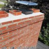 restored chimney top