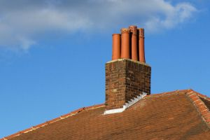 Flashing & Good Repair Image - Mansfield OH - Chim Cheroo Chimney