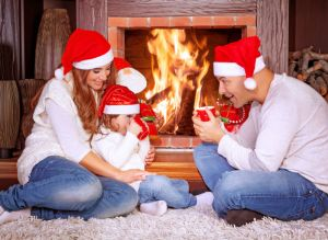 Plan Family Time in Front of the Fire Image - Mansfield OH - Chim Cheroo Chimney