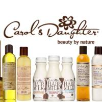 WINNERS OF CAROL'S DAUGHTER'S HEALTHY HAIR GIVEAWAY!