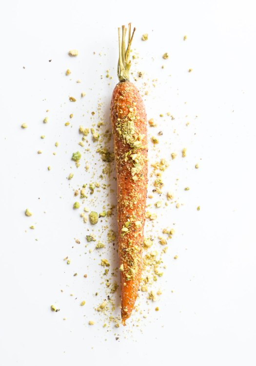 Pistachio Carrot | Minimally Invasive