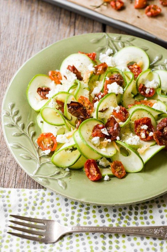 Zucchini Ribbons | Minimally Invasive