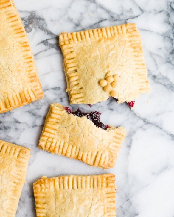 Grape Hand Pie | Minimally Invasive