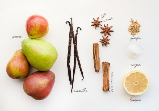 Pear Butter Ingredients | Minimally Invasive